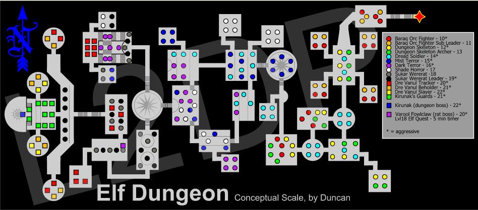 Lineage Maps - Lineage 2 Game Drop Calculator Interlude/Kamael